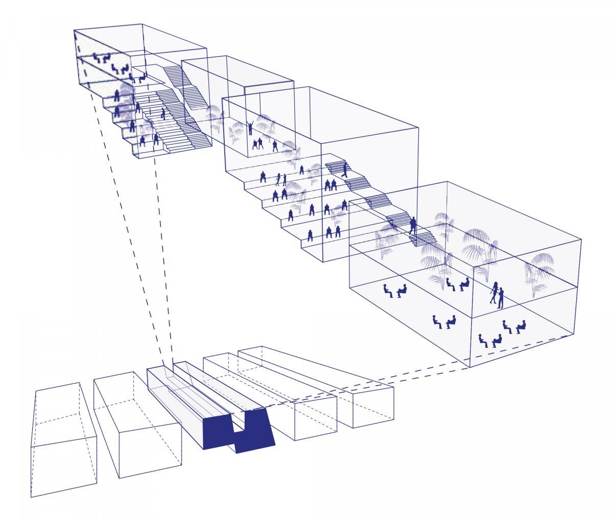 Diagram-common areas