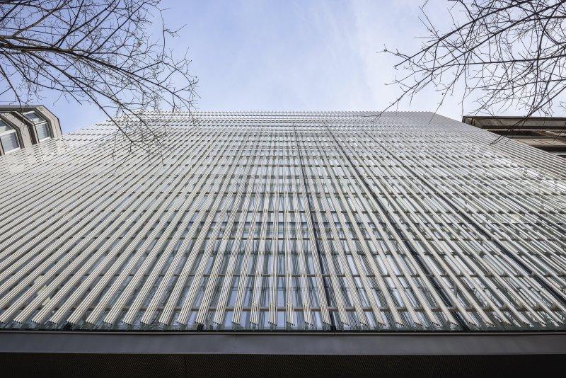 Resavska 31 Front facade