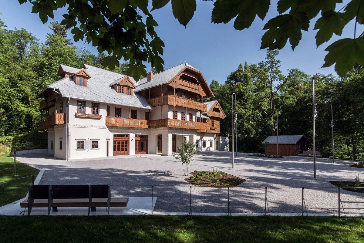 Renovation of Hotel Švicarija