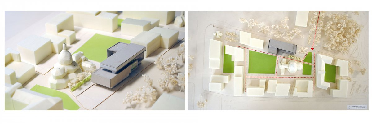 Working architecture model