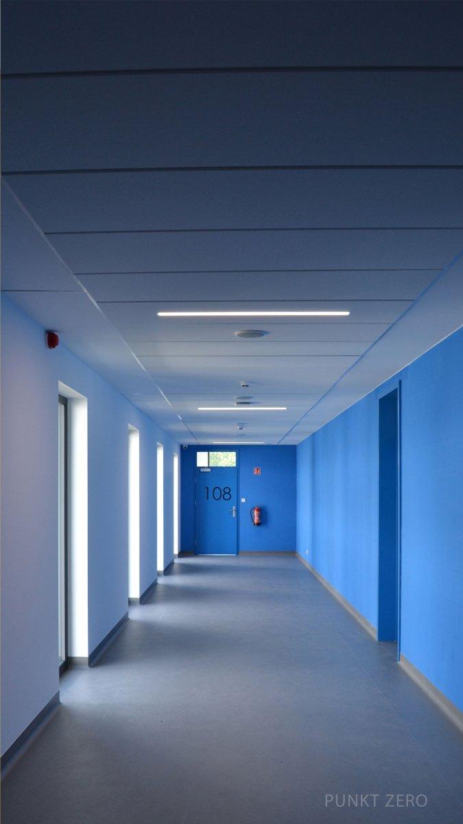 Primary School, Hallway