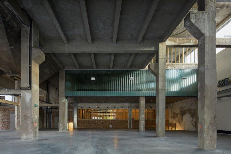 Event space on ground floor