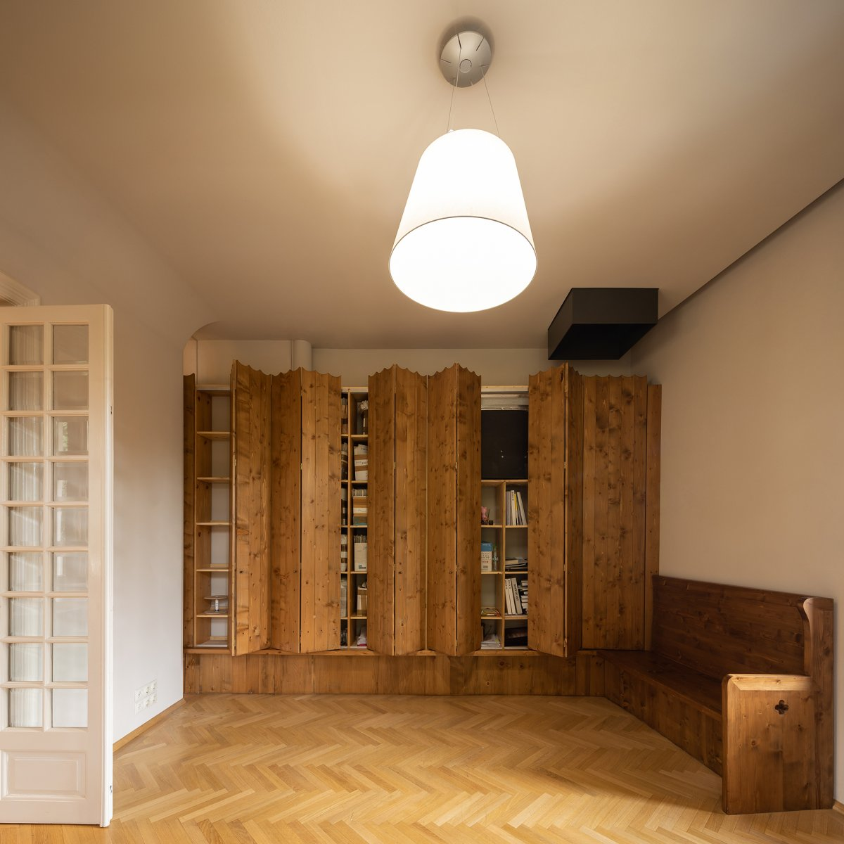 Restoration, refurbishment of the Headquarters of the order of Architects of Romania - Bucharest Branch