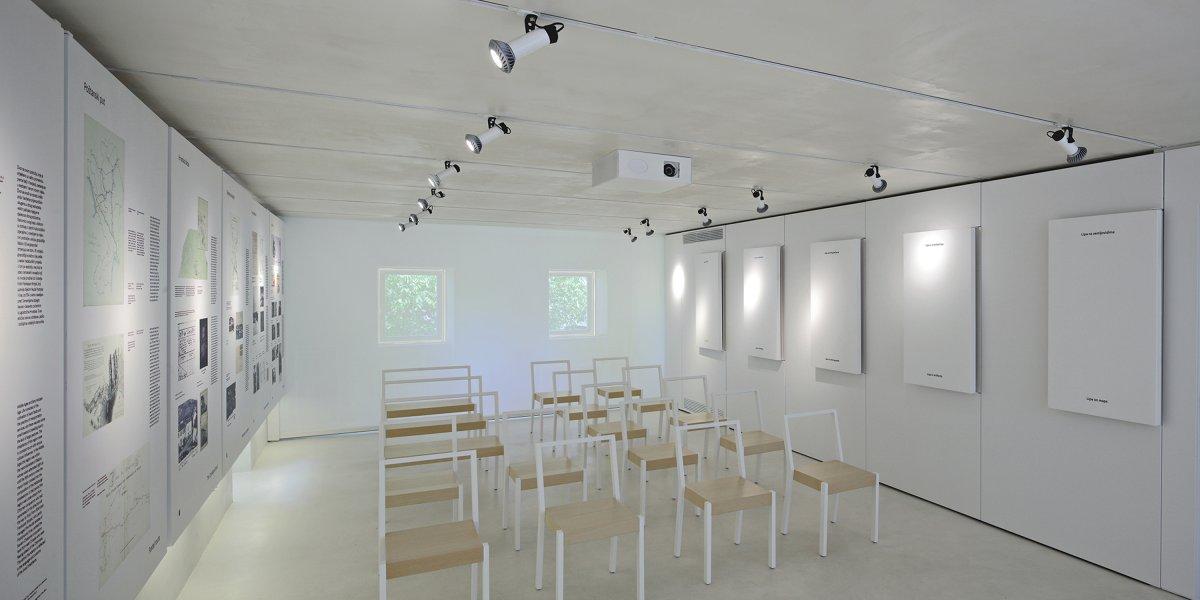 Communal room as gathering space