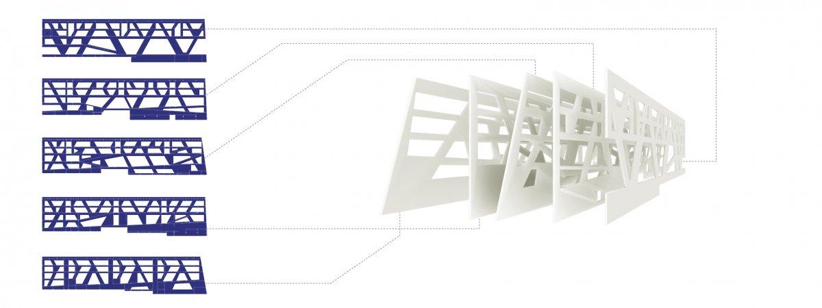 Diagram-structural beams