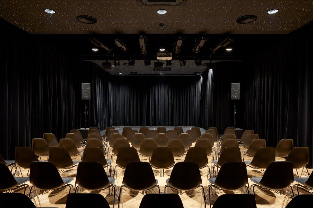 'Malý Berlín' theatre