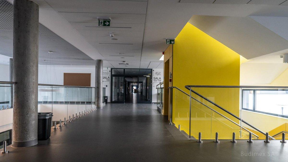 Primary School, Main Hall