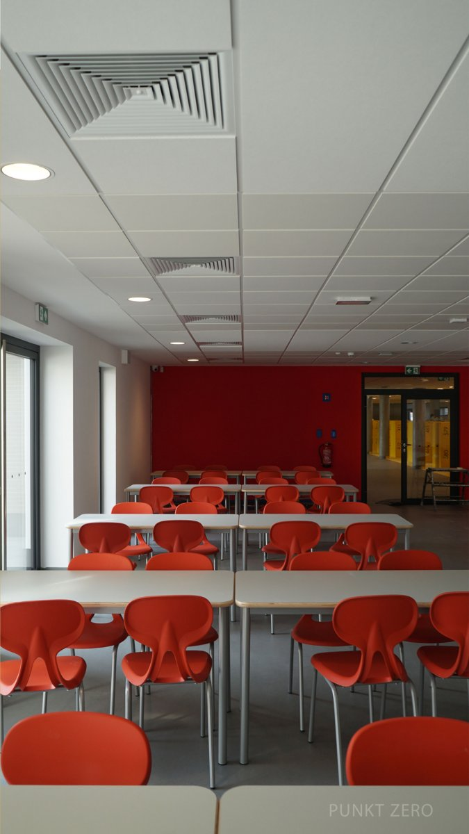 Primary School, Cafeteria