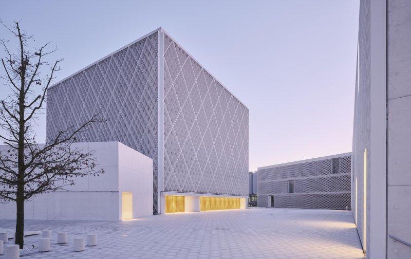 Islamic Religious and Cultural Centre, Ljubljana