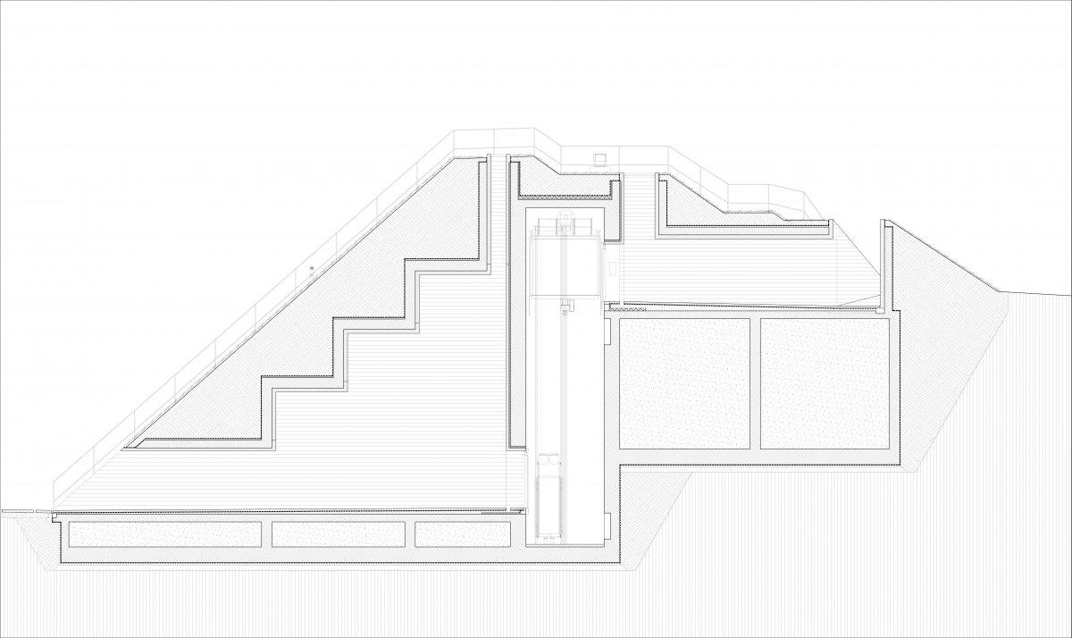 Section - slit