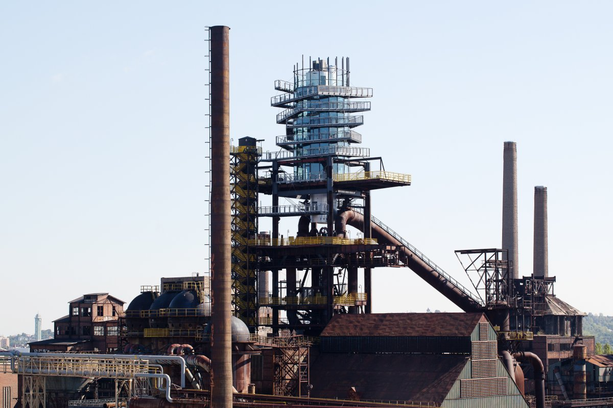 HIGH FURNACE NO.1 - EXTENSION