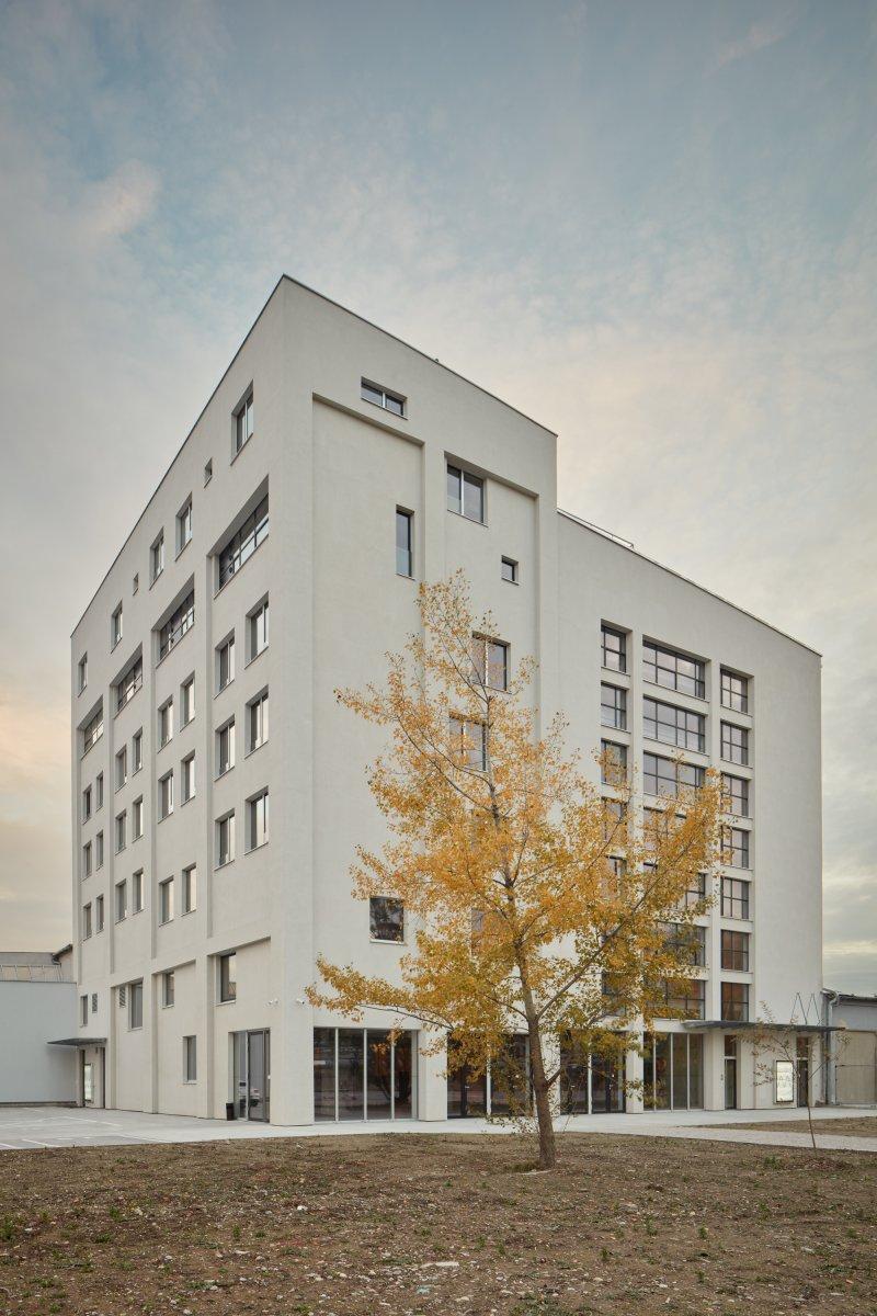 Northern facades