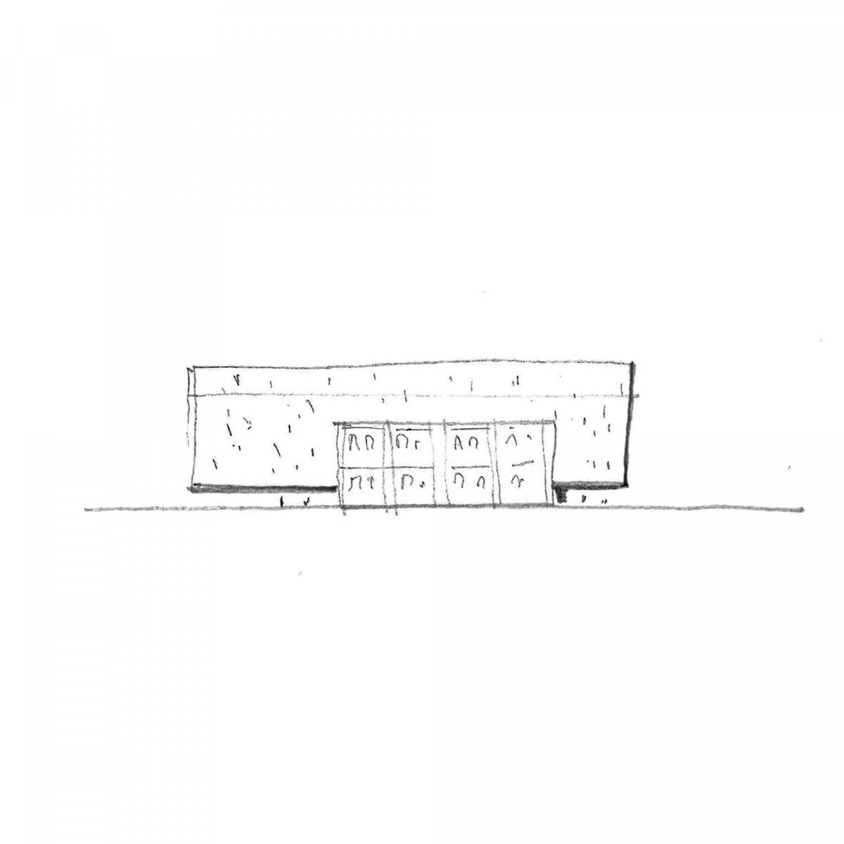 Facade sketch