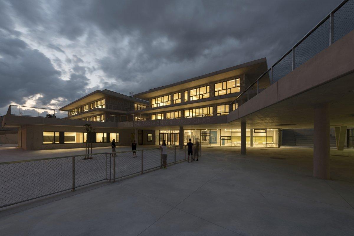Žnjan-Pazdigrad Primary School