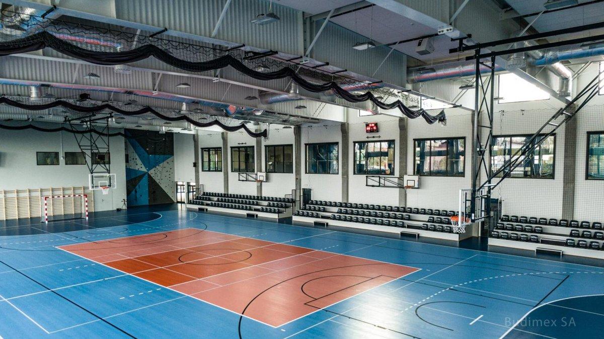 Multifunctional Building, Sport Hall