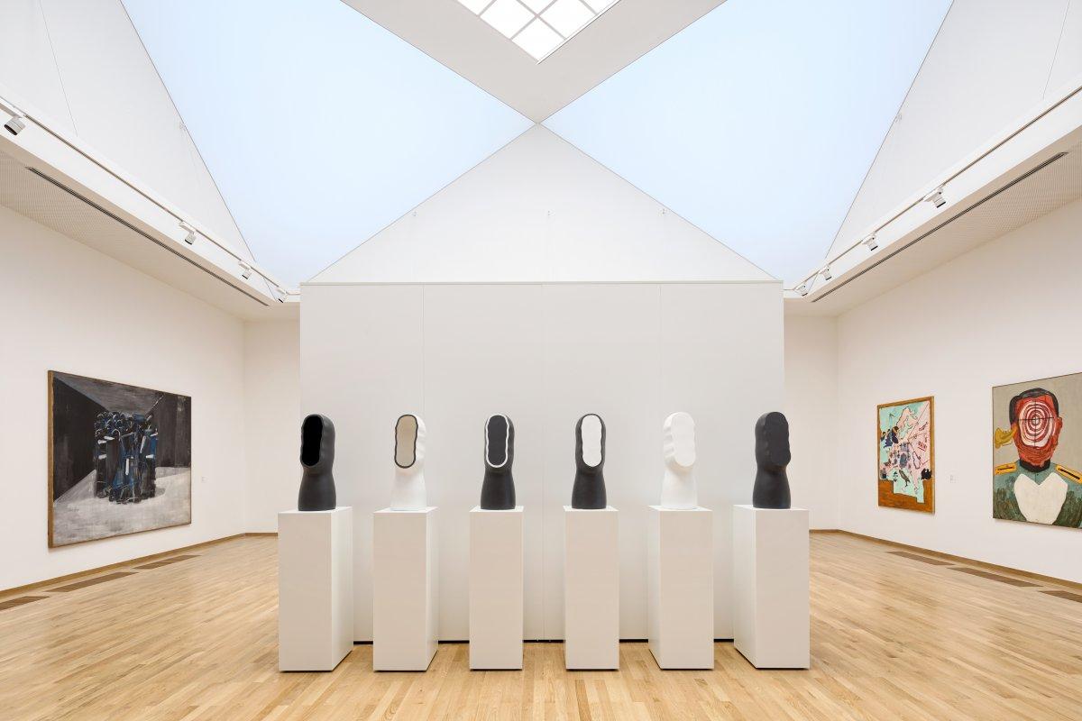 Reconstruction of the MUSEUM OF CONTEMPORARY ART BELGRADE