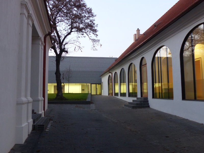 DEÁK HÁZ / SZENICZEY KÚRIA Reconstruction