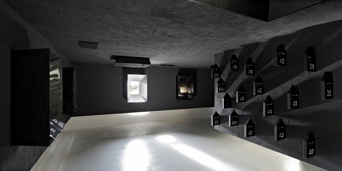 Memorial room overview